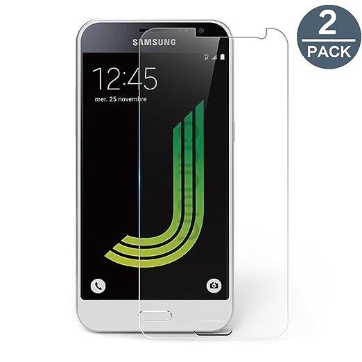 30 opinioni per Vetro Temperato Samsung Galaxy J5 2016, [2-Pack] Y-ouni Pellicola Protezione-