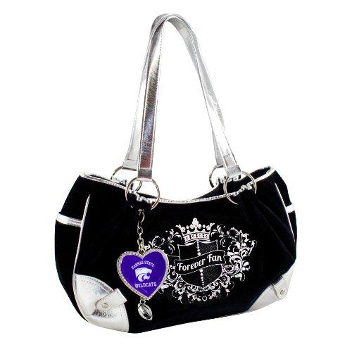UPC 686699346706, NCAA Kansas State Wildcats Football Sport Luxe Fan Hobo Bag