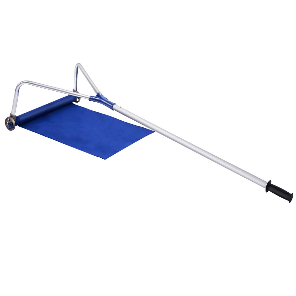 Goplus Roof Snow Rake Removal Tool 20 ft with Adjustable Telescoping Handle by Goplus