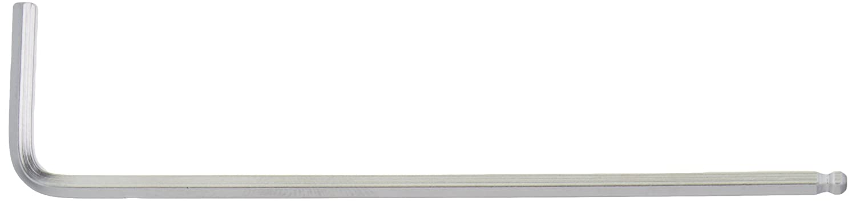 Uxcell a10121400ux0100 4.1 Length 3mm Inner Hexagonal Spanner L-shape Wrench