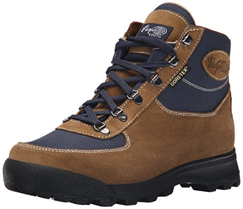 Vasque Men's Skywalk Gore-Tex Backpacking Boot, Olive/Dress Blues, 12 M US