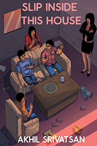 #freebooks – [Kindle] Slip Inside This House – Akhil Srivatsan [literary fiction] [Free until: June 28, 2018]