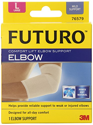 Futuro Comfort Lift Elbow Support, Large
