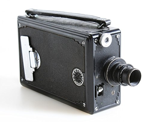ART DECO 16MM CINE MOVIE CAMERA from BELL AND HOWELL VINTAGE