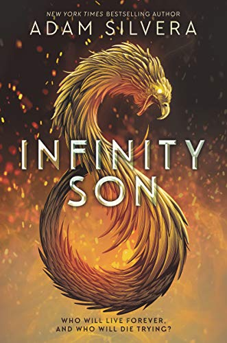 Book Cover: Infinity Son