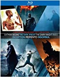 Christopher Nolan Director's Collection (Memento / Insomnia / Batman Begins / The Dark Knight / Inception / The Dark Knight Rises) [Blu-ray]