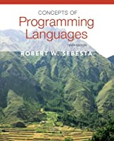Concepts of Programming Languages, 10th Edition Front Cover