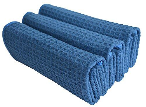 waffle weave kitchen towels - 5