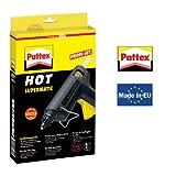 CHK9HPX06 Pattex Hot Supermatic Heißklebepistole + 2 Sticks