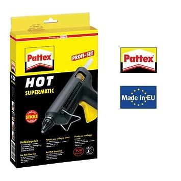 Pattex Heißklebepistole Hot Supermatic PXP06: Amazon.de: Elektronik