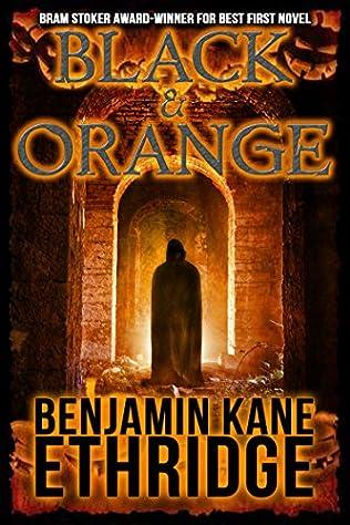 book cover of Black & Orange