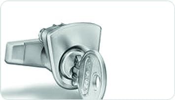 Evva hbff Buzón Cilindro Cerradura de cilindro para buzones de ...