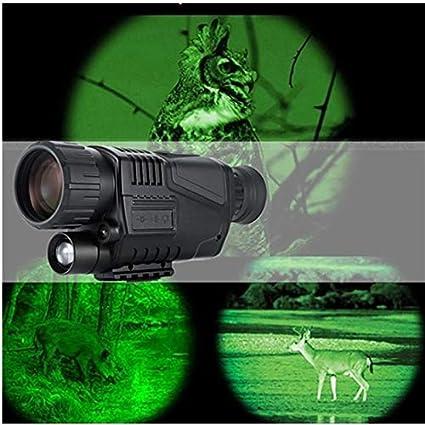 Amazon com : Night Visions - Hunting Night Vision Telescope