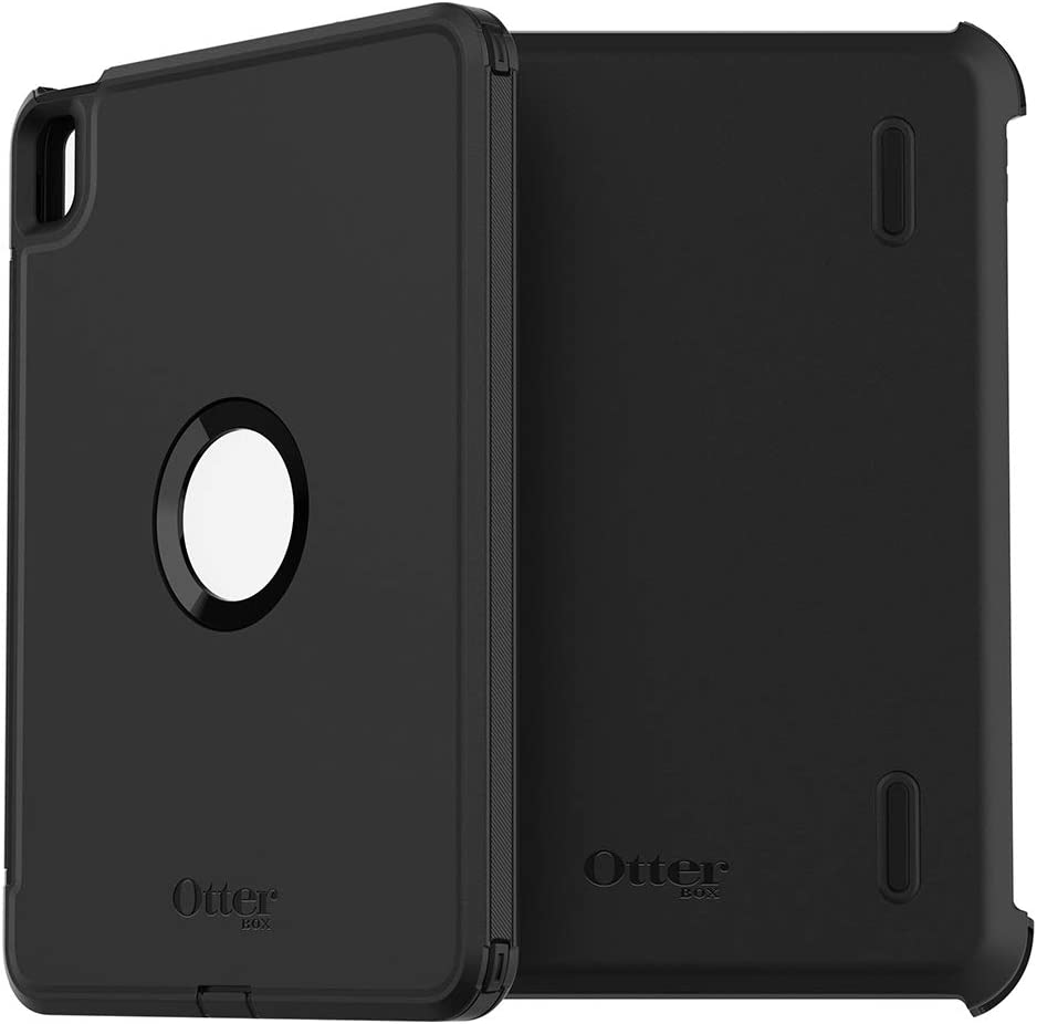OtterBox Defender Series Case for iPad Air (4th Gen - 2020) - Black (77-65735)
