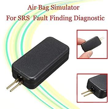 Airbag Simulator Emulator Diagnostic Tool for Car Air Bag SRS System Repair New