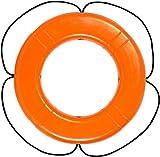 Taylor Made Products 570 USCG Polyethylene Foam Life Ring (30'', Orange)