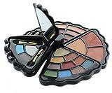 BR- Makeup set - Eyeshadows, blush, lip gloss, mascara and more