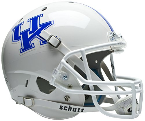 NCAA Kentucky Wildcats Replica XP Helmet - Alternate 1 (White) by Schutt