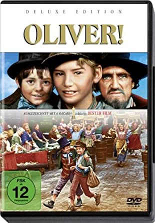 Oliver! [Alemania] [DVD]: Amazon.es: Ron Moody, Oliver Reed ...