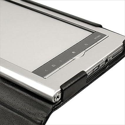 Funda de Piel Sony Reader Touch Edition PRS-650: Amazon.es ...