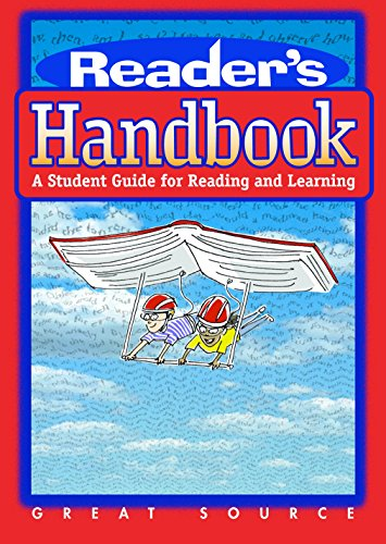 Great Source Reader's Handbooks: Handbook (Softcover) 2002