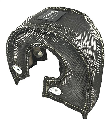 Torque Solution TS-TB-CFT4 Thermal Turbo Blanket (Carbon Fiber Fit T4/Gt35/Gt35/Gt40/Gt45/Gt/47/Gt55)