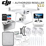 DJI Phantom 4 Pro+ PLUS V2.0/Version 2.0 Quadcopter Ultimate Aluminum Case Bundle