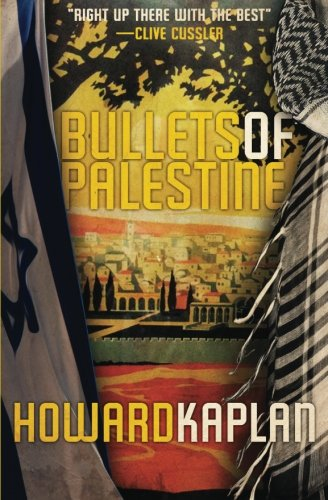 Bullets of Palestine (The Jerusalem Spy Series) (Volume 2)