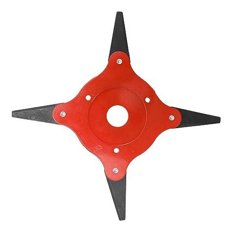 Serui 180 Grados de cortadora rotativa de césped Cuchilla ...
