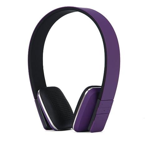 Auriculares Bluetooth Sobre el Oído, EONANT Auricular Ajustable Inalámbrico para el Oído Ajustable Soporte Bluetooth