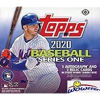 $169 » 2020 Topps Series 1 MLB Baseball ENORMOUS Factory Sealed HTA HOBBY JUMBO Box with 460…