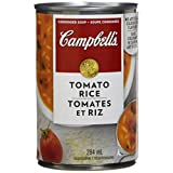 Campbell's Tomato and Rice Soup, 284ml, 12-Count