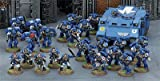 Warhammer 40K: Space Marines Battleforce