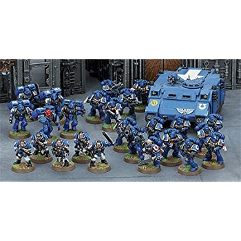 Space marine toys