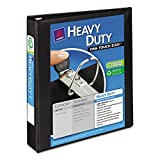 AVE79695 - Nonstick Heavy-Duty EZD Reference View Binder