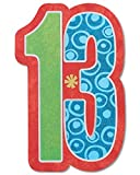 American Greetings 13th Birthday Card with Glitter - Best Reviews Guide