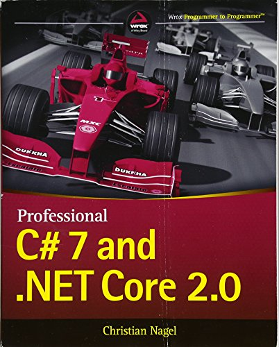 Professional C# 7 and .NET Core 2.0 by Wrox
