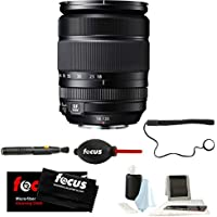 Fujifilm XF 18-135mm f/3.5-5.6 R LM OIS WR Wide-Angle to Telephoto Lens (Black) for X Series Mirrorless Camera