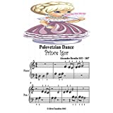 Polovetzian Dance Prince Igor Beginner Tots Piano Sheet Music
