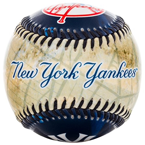 Ball New Yankees York (Franklin Sports MLB Yankees Soft Strike City Baseball)