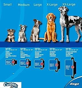Rogz Utility Large 3/4-Inch Reflective Fanbelt 6-ft Long Fixed Dog Lead