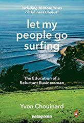 In this newly revised 10th anniversary edition, Yvon Chouinard--legendary climber, businessman, environmentalist, and founder of Patagonia, Inc.--shares the persistence and courage that have gone into being head of one of the most respected a...
