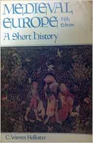 Amazon.com: Medieval Europe: A Short History