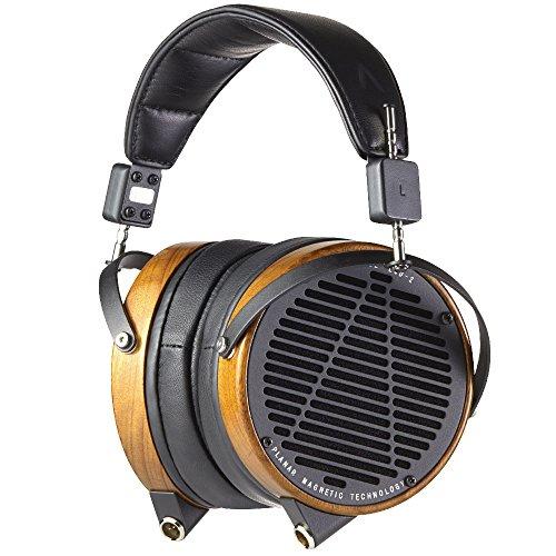 Audeze LCD-2 Over Ear Open Back | Shedua wood ring Headphones by Audeze