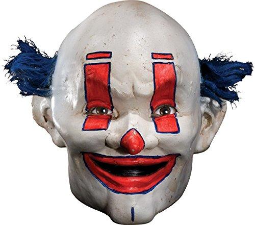 Rubie's Costume Co Men's Batman The Dark Knight The Joker Henchman School Bus Driver Adult Mask, Multi, One