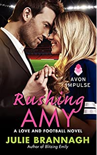 Blitzing Emily (Love and Football, Book 1)