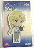 D.gray-man Hallow Clear Badge Button Howard Link Black Order Anime Furyu F/S