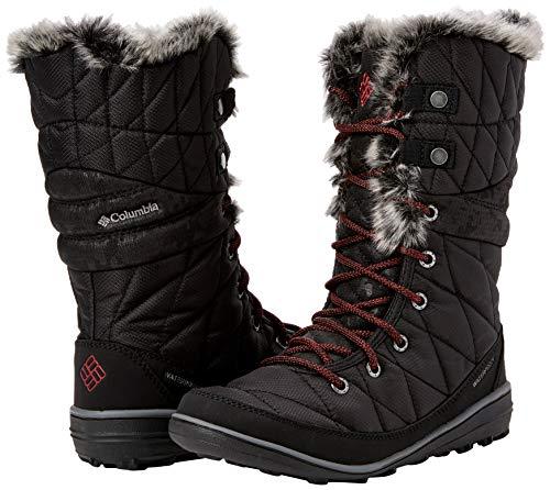 Femme Chaussures Camo Randonnée Heavenly Columbia Red Hautes black Marsala Omni De heat Noir Ufaxnxqp8