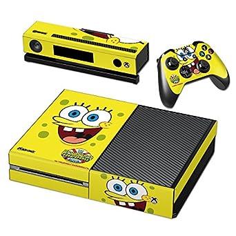Xbox one spongebob sponge bob square pants console skin decal xbox one spongebob sponge bob square pants console skin decal sticker 3m ultra high quality sciox Gallery