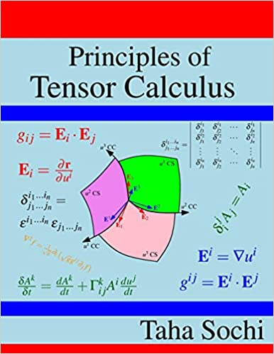 Amazon com: Principles of Tensor Calculus: Tensor Calculus